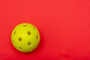 pickleball-balle