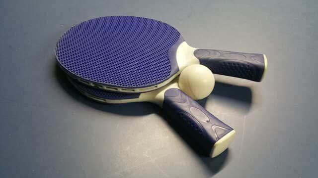 Raquettes-De-Ping-Pong