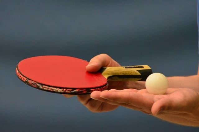 raquette-de-Ping-Pong