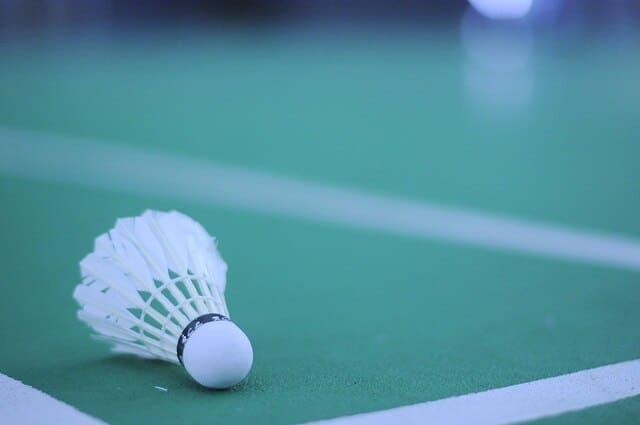 volants-de-badminton